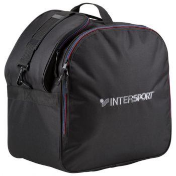 Intersport Ski Boot Bag Square, torba za pancerice, crna