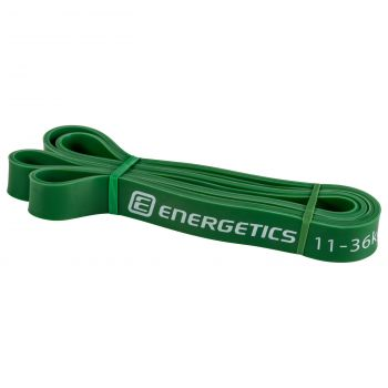 Energetics Strength Bands 1.0, traka fitnes, zelena