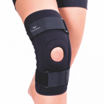 Terinda KNEE ADJUSTABLE BRACE, štitnik za koljena, crna