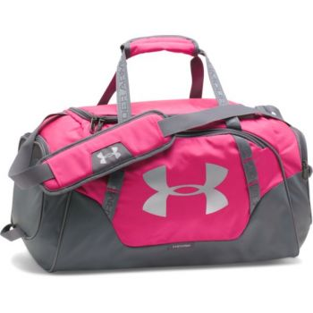 Under Armour UA UNDENIABLE DUFFLE 3.0 SM, torba sportska, roza