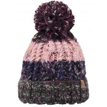 Barts SANDY BEANIE DARK HEATHER ONE SIZE, kapa, višebojno