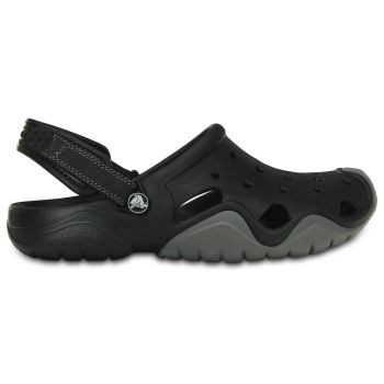 Crocs SWIFTWATER CLOG M, muške natikače, crna