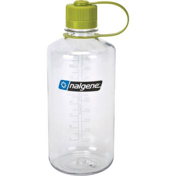 Nalgene NARROW MOUTH, boca, transparent