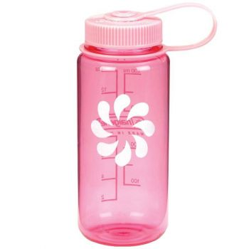 Nalgene WIDE MOUTH, boca, roza