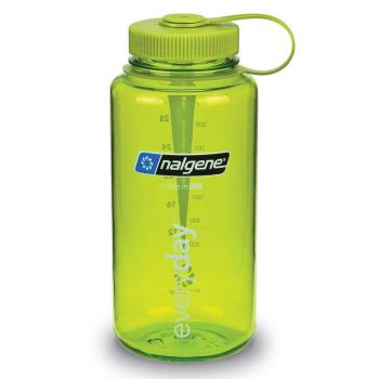 Nalgene WIDE MOUTH, boca, zelena