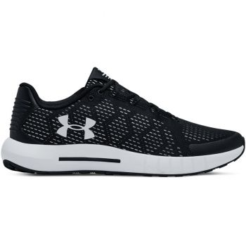 Under Armour UA MICRO G PURSUIT SE, dječje tenisice za fitnes, crna