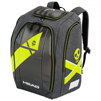 Head REBELS RACING BACKPACK S, ruksak, crna