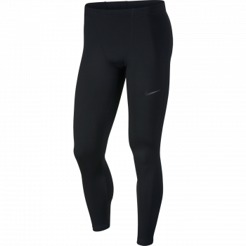 Nike M NK THERMAL RUN TIGHT, muške tajice za trčanje, crna