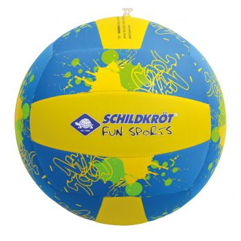 Schildkroet NEOPRENE BEACHBALL XL, plava