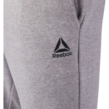 Reebok COTTON SERIES TRACKPANT, muške hlače, siva