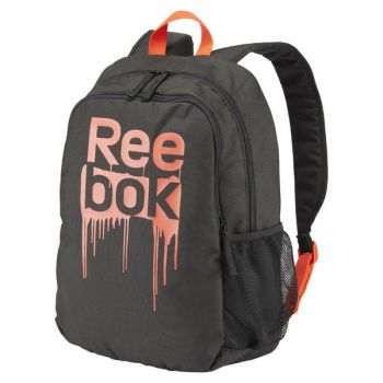 Reebok KIDS FOUNDATION BACKPACK, ruksak, narančasta