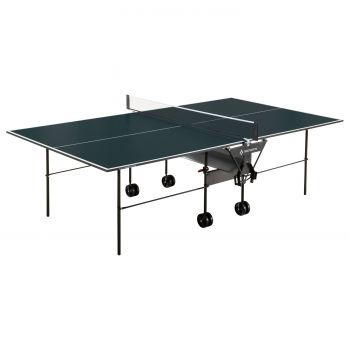 Tecnopro INDOOR TABLE, stol za stolni tenis indoor, zelena