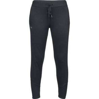 Under Armour SYNTHETIC FLEECE JOGGER PANT, ženske fitnes hlače, crna