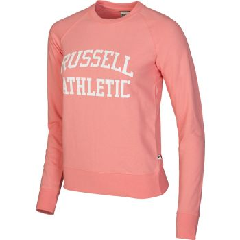 Russell Athletic A81061, ženski pulover, roza