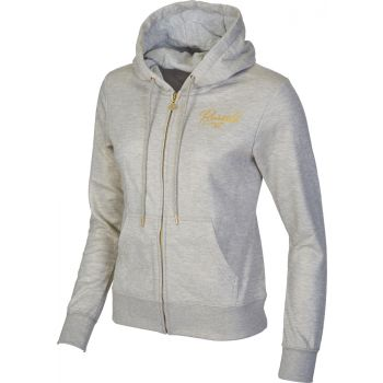 Russell Athletic ZIP THROUGH HOODY, ženska jakna, siva