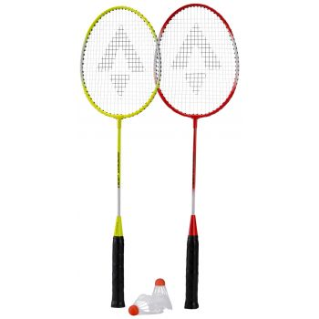 Tecnopro SPEED 200 SET 2, set badminton, žuta