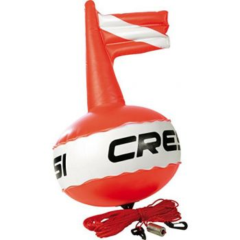 Cressi Sub COMPETITION FLOAT, crvena
