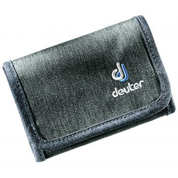 Deuter TRAVEL WALLET, torbica za novce, crna