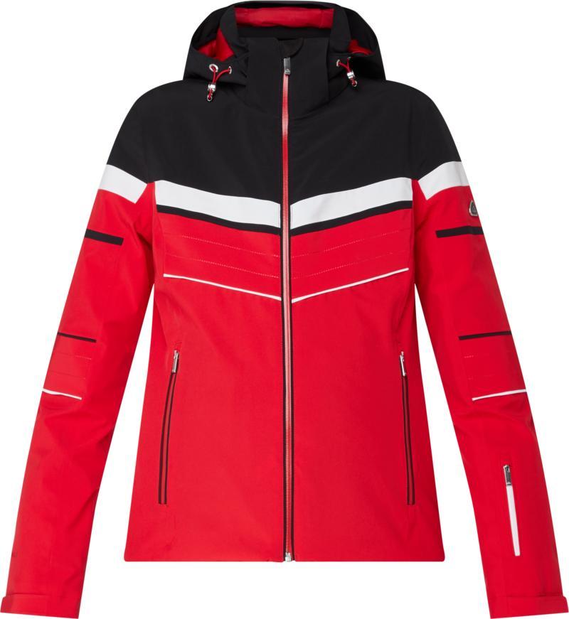 McKinley DESIREE WMS, ženska skijaška jakna, crvena