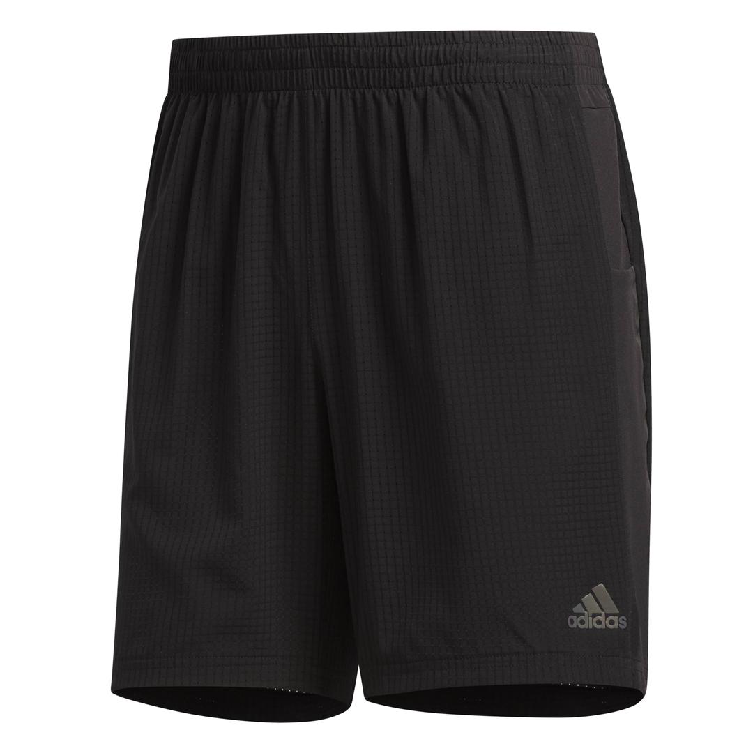 adidas SUPERNOVA SHORT, muške kratke hlače za trčanje, crna