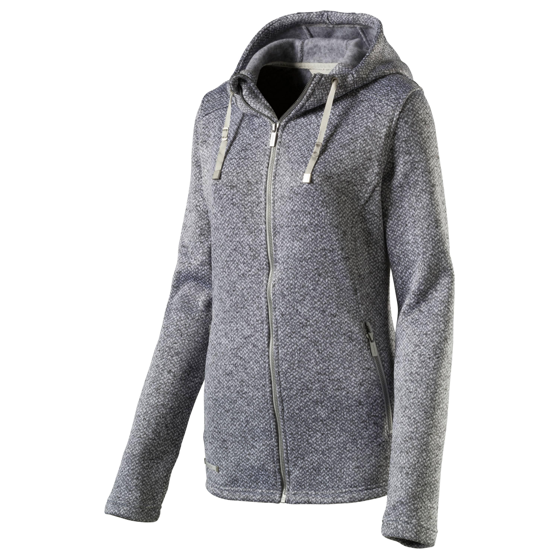 McKinley DORA WMS, ženska majica za planinarenje, siva