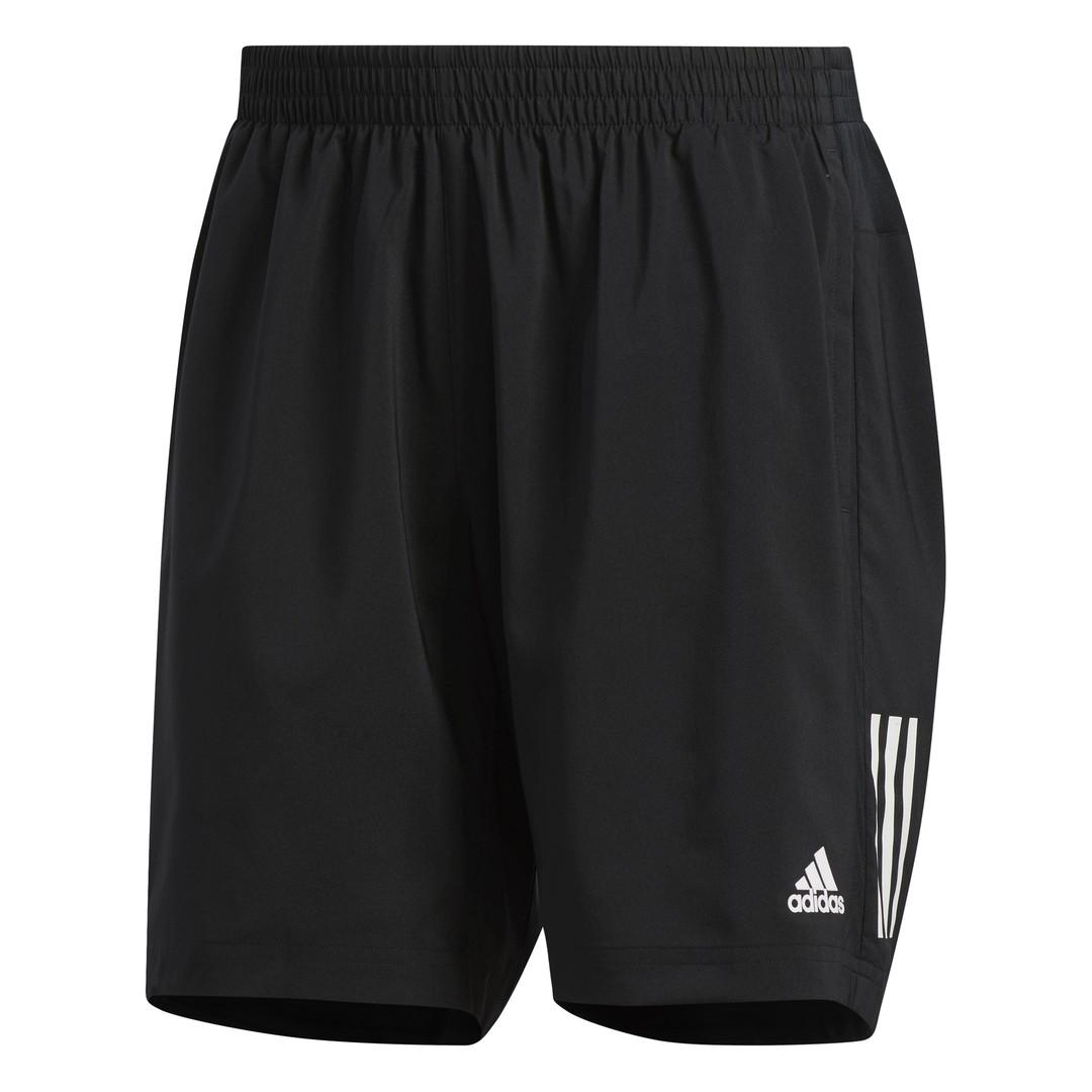 adidas OWN THE RUN SH, muške kratke hlače za trčanje, crna