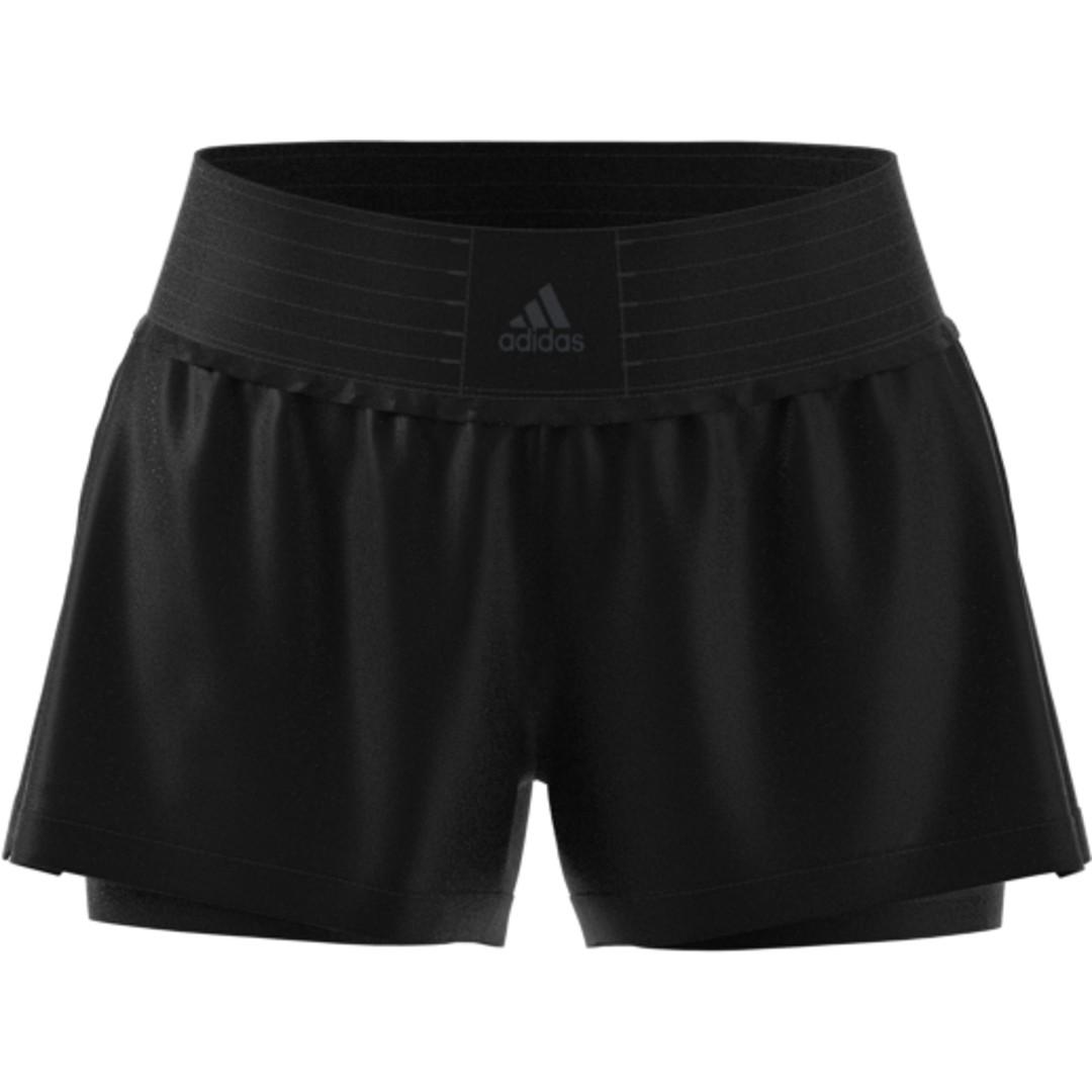 adidas 2IN1 BOX SHORT, hlače, crna