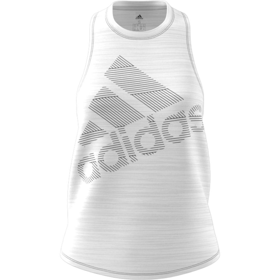 adidas BOS LOGO TANK, majica, bijela