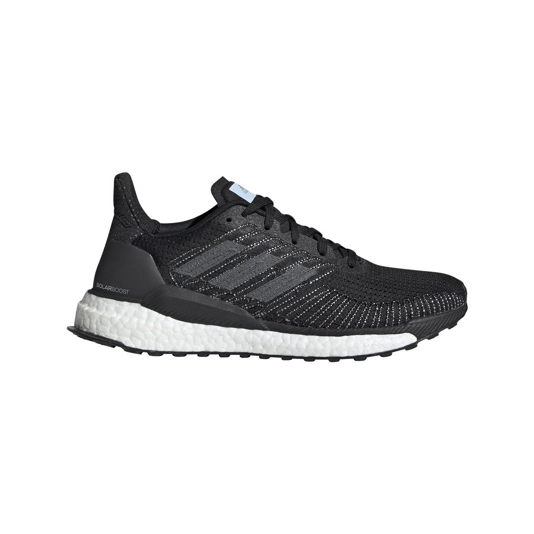 adidas SOLAR BOOST 19 W, ženske tenisice za trčanje, crna