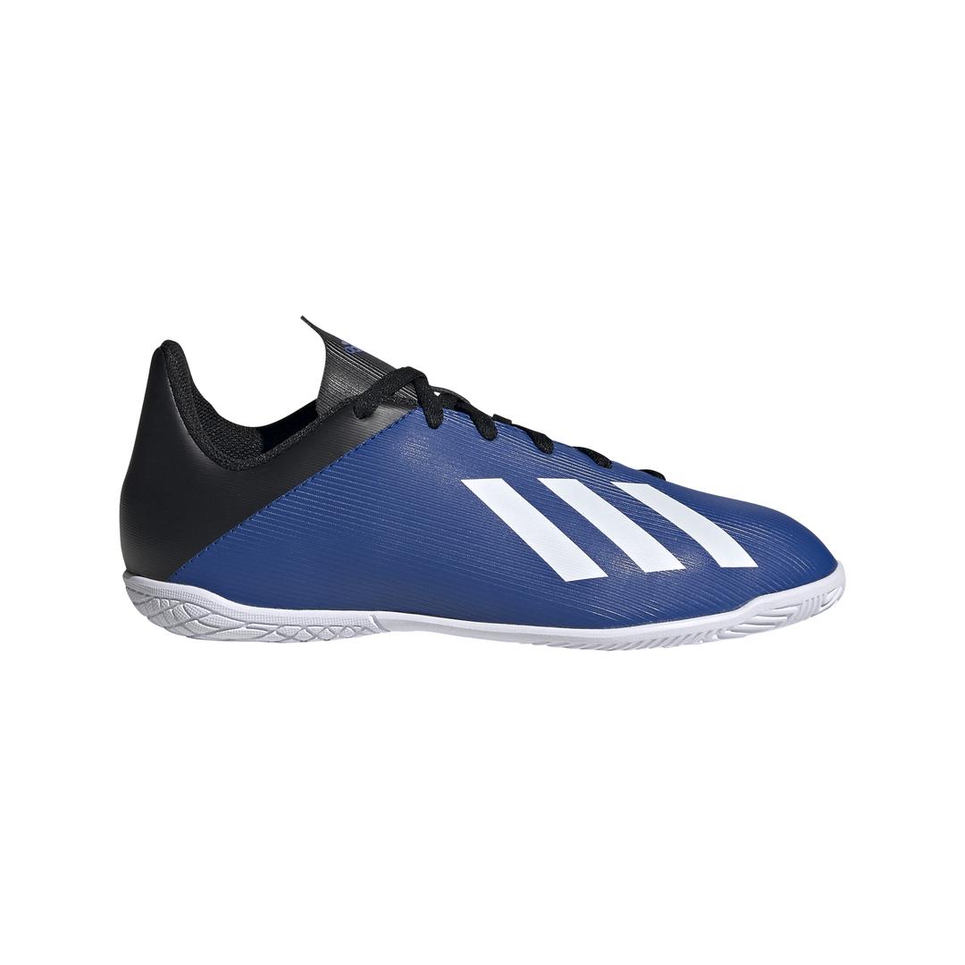 adidas X 19.4 IN J, dječje tenisice za nogomet, plava