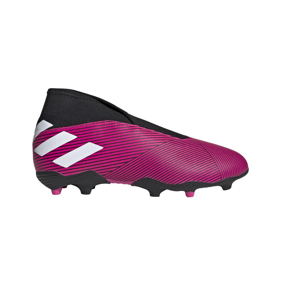 adidas NEMEZIZ 19.3 LL FG J, dječje kopačke za nogomet, roza