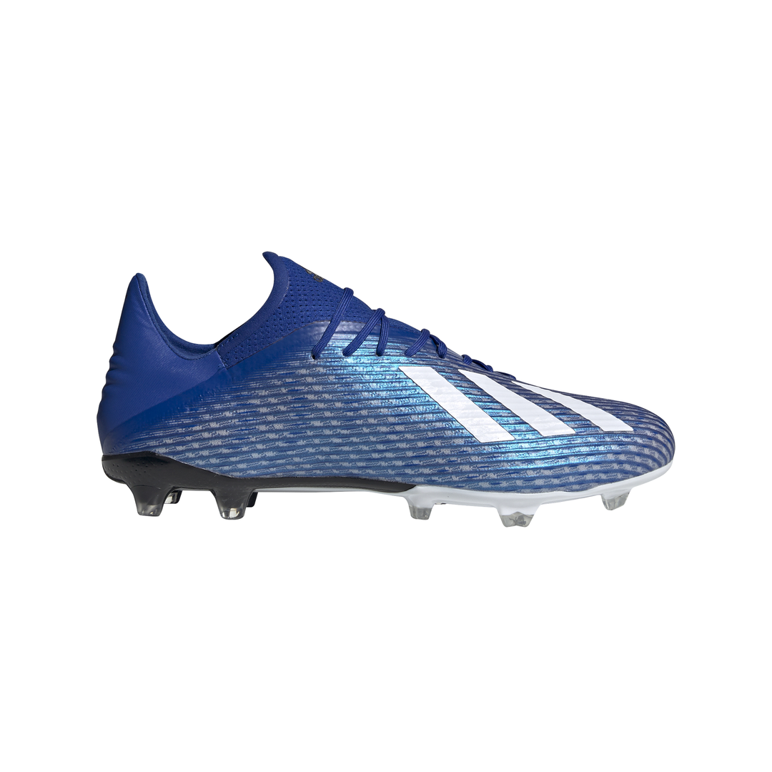 adidas X 19.2 FG, muške kopačke za nogomet, plava