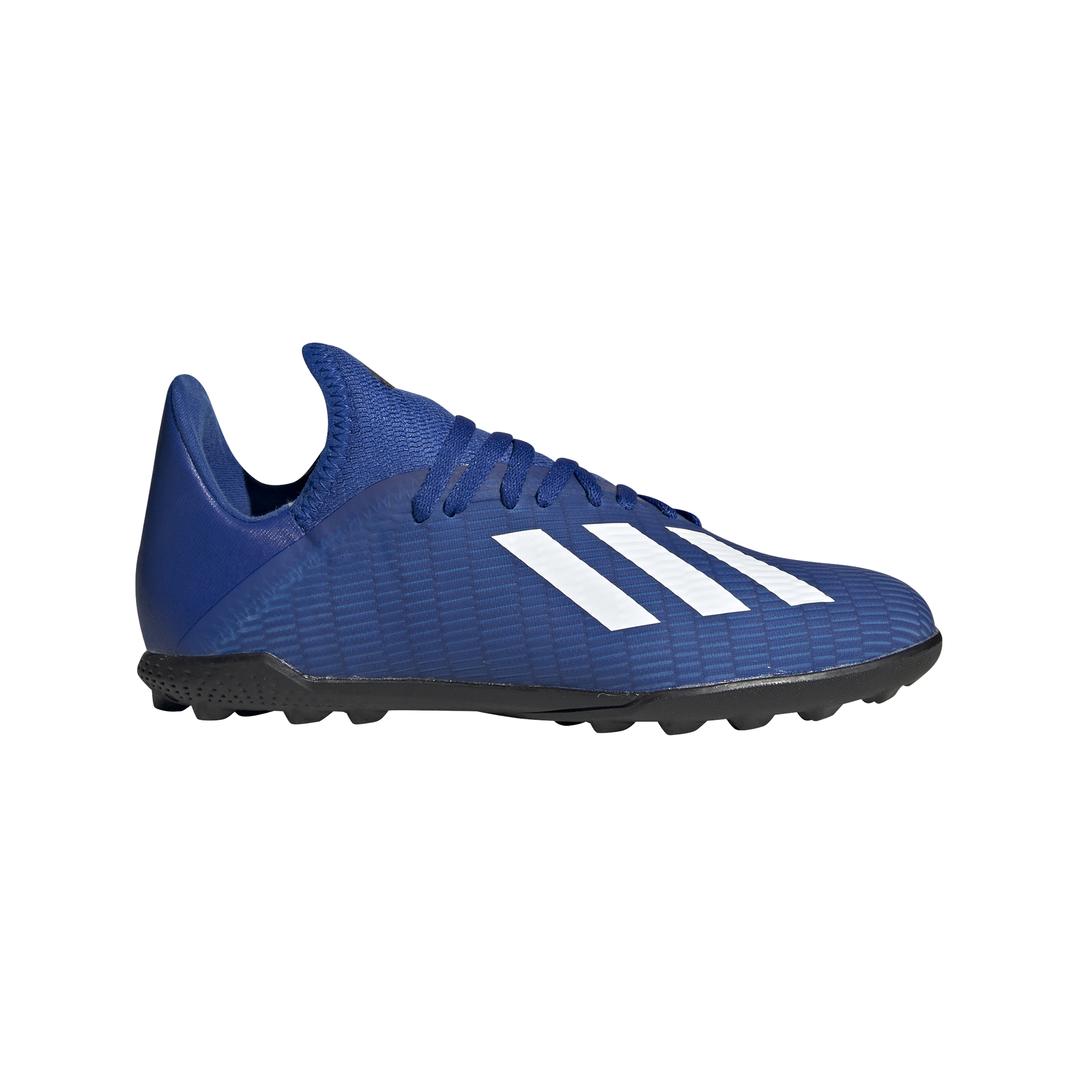 adidas X 19.3 TF J, dječje tenisice za nogomet, plava