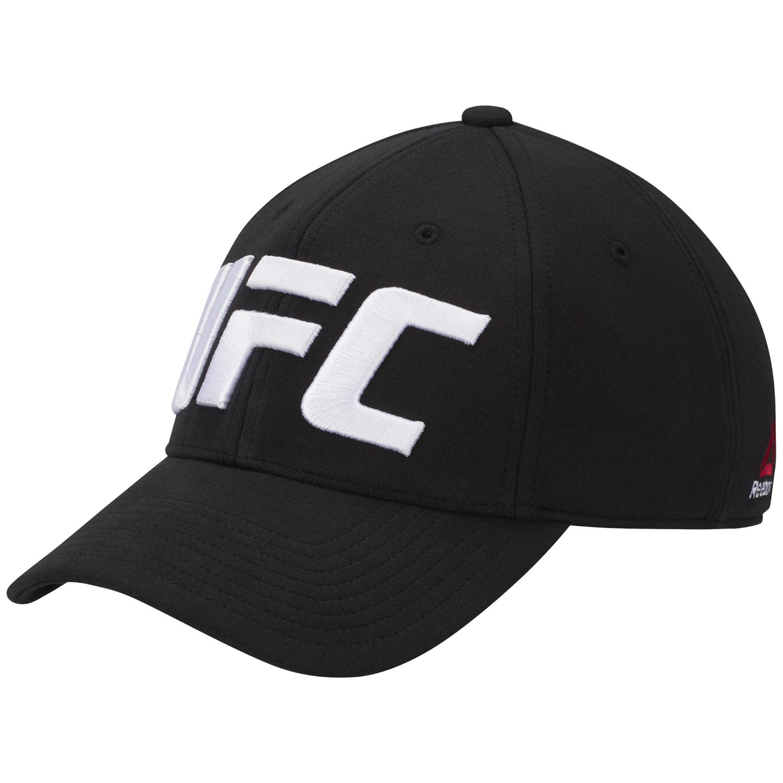 Reebok UFC BASEBALL CAP, kapa, crna