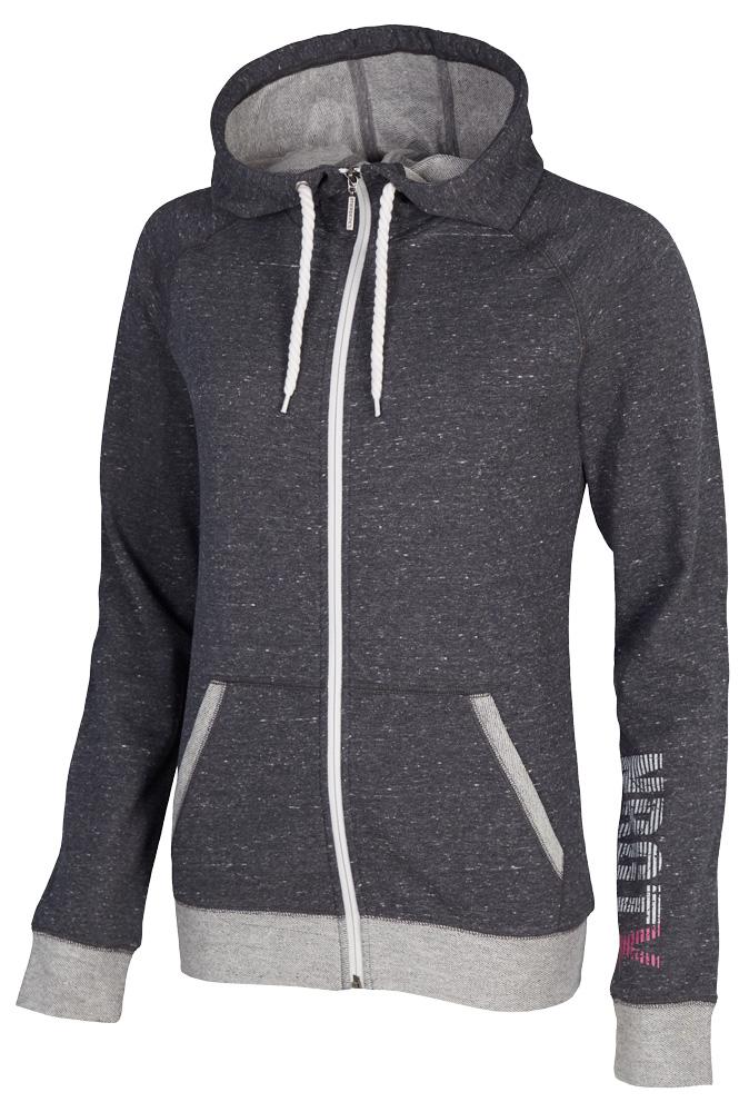 Energetics CONDRA, ženska jakna za fitnes, siva