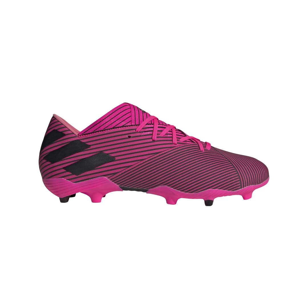 adidas NEMEZIZ 19.2 FG, muške kopačke za nogomet, roza