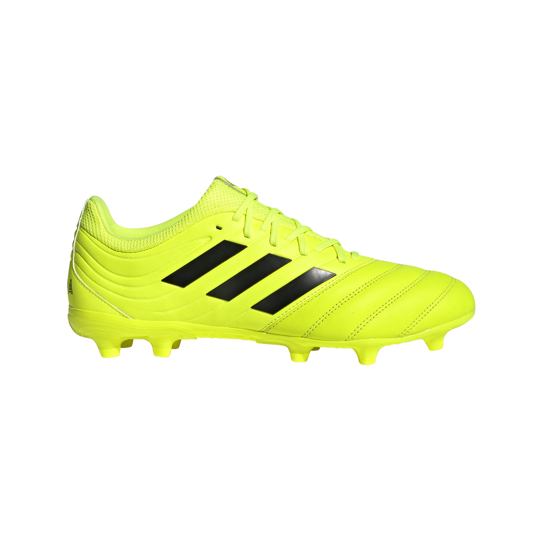 adidas COPA 19.3 FG, muške kopačke za nogomet, žuta