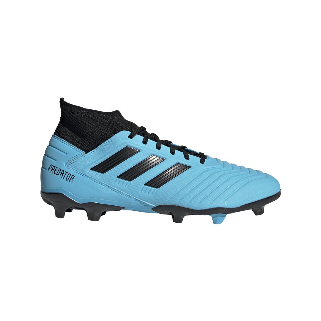 adidas PREDATOR 19.3 FG, muške kopačke za nogomet, plava