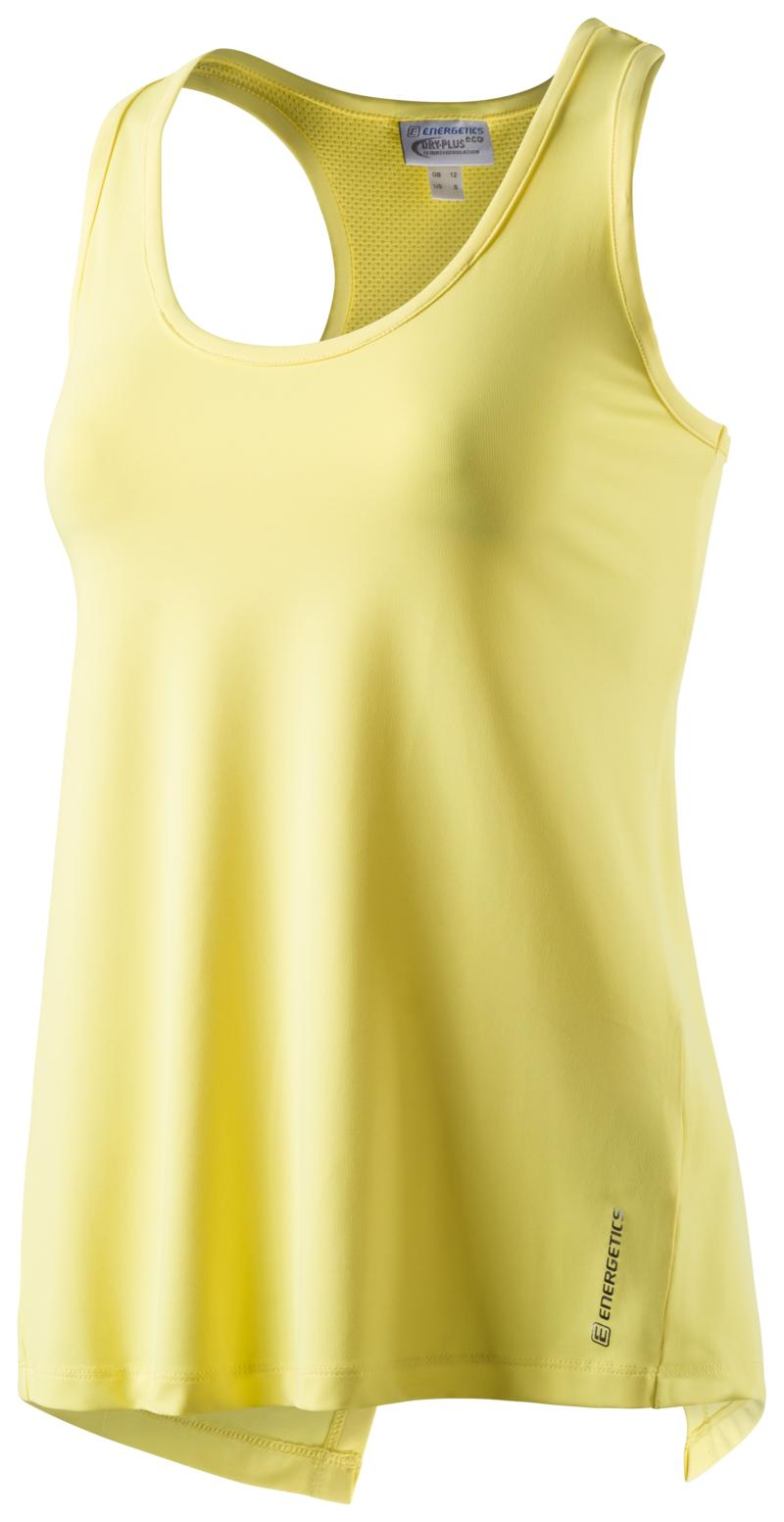 Energetics GADY WMS, majica, žuta