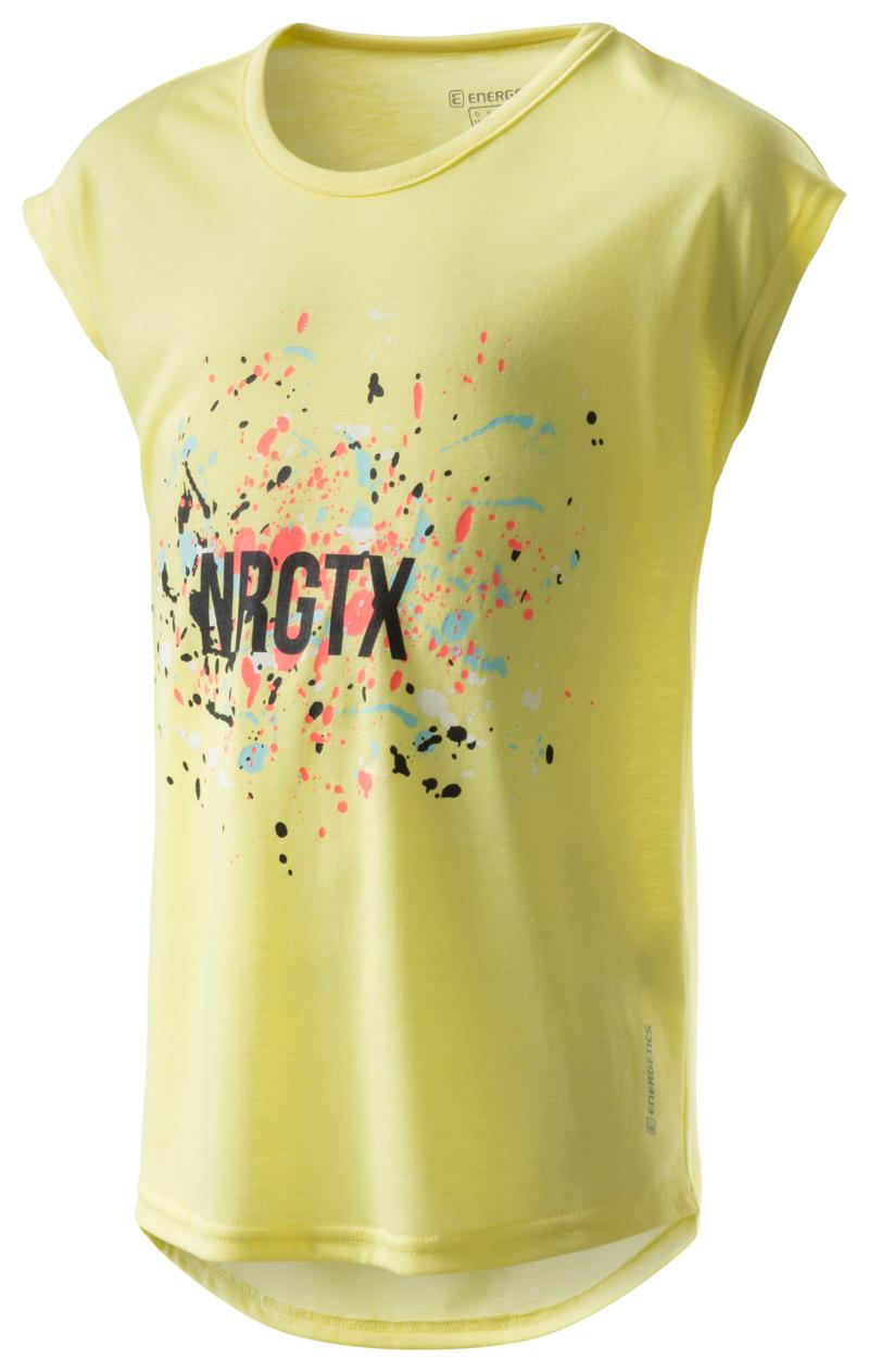 Energetics GARIBELLA 4 JRS, majica, žuta