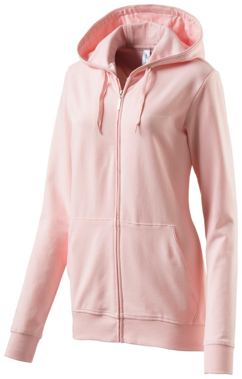 Energetics HAIMA 4 WMS, ženska jakna za fitnes, roza