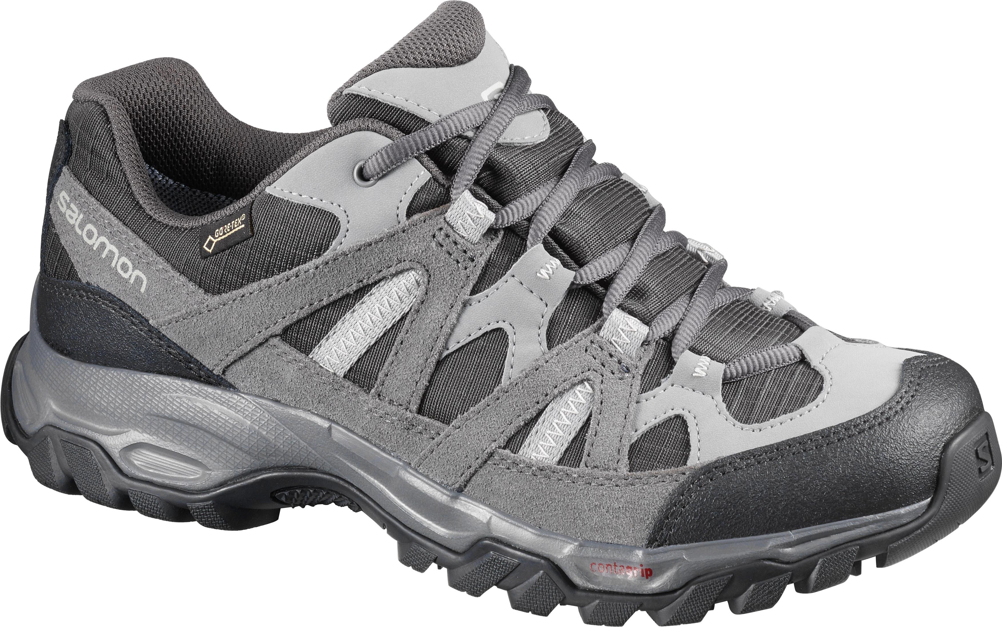 Salomon ESCAMBIA GTX W, cipele za planinarenje, siva