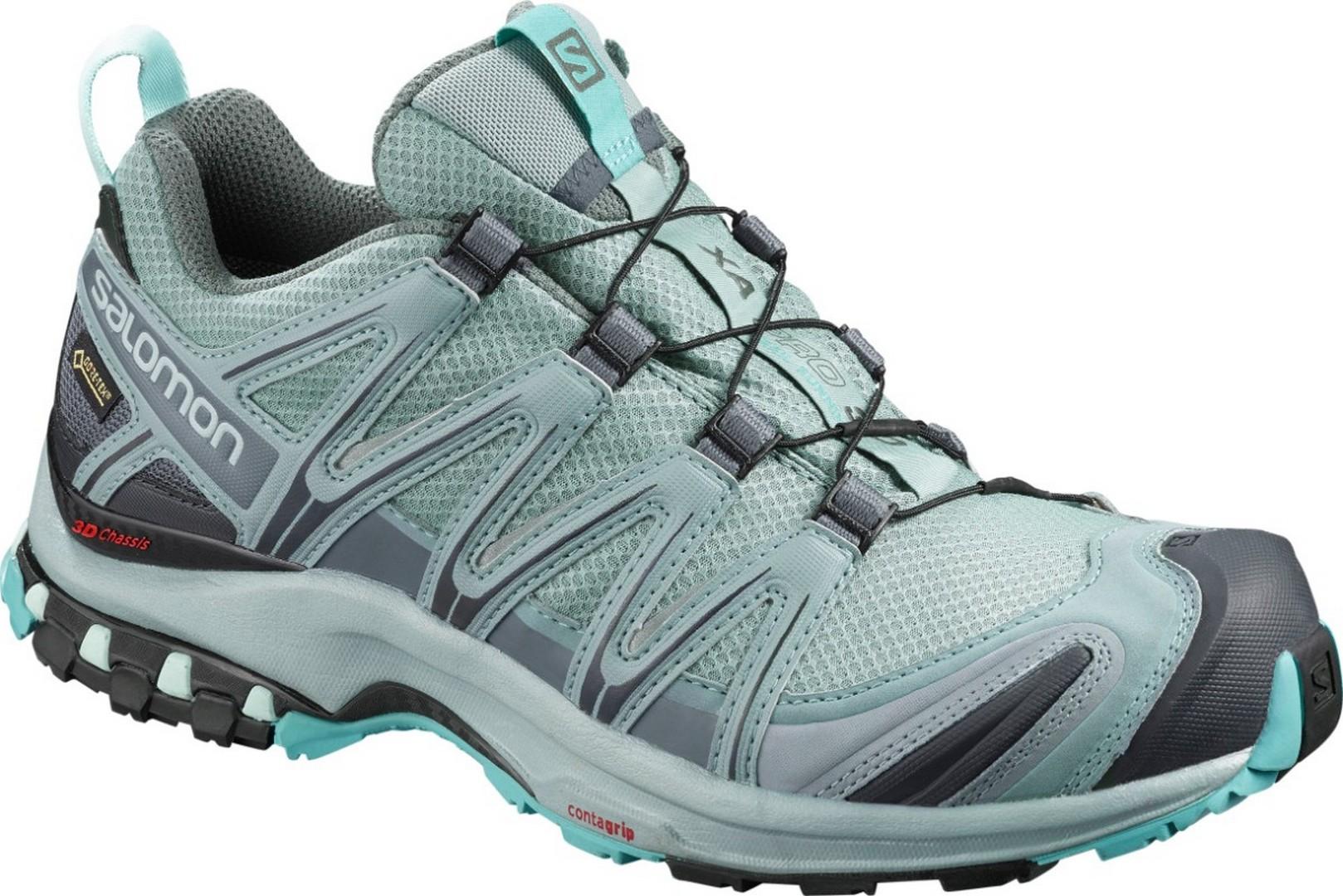 Salomon XA PRO 3D GTX W, ženske tenisice za trčanje, zelena