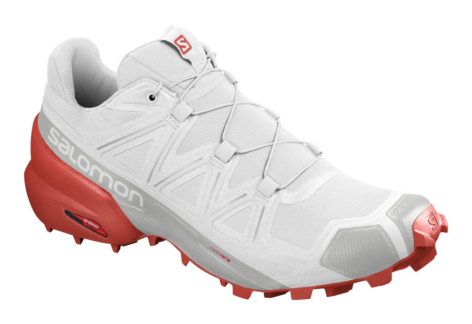 Salomon SPEEDCROSS 5, muške tenisice za trčanje, bijela