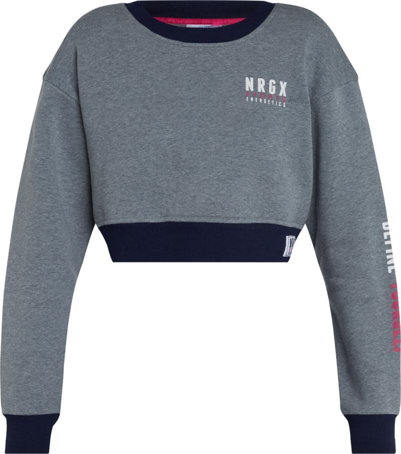 Energetics LORA 2 WMS, ženski pulover, siva