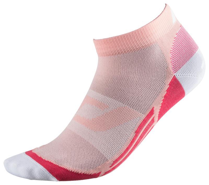 Pro Touch LOUI UX, muške čarape za trčanje, crvena