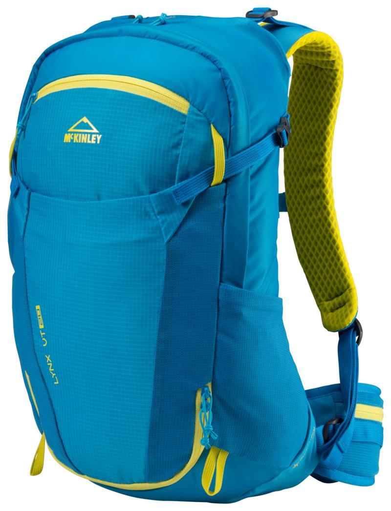 McKinley LYNX VT 20 W, planinarski ruksak, plava