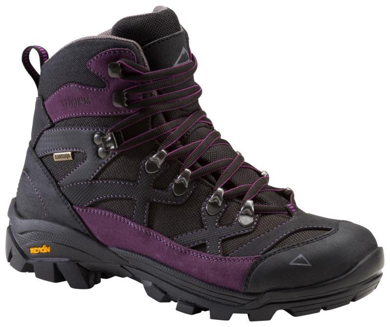 McKinley MAGMA AQX W, ženske cipele za planinarenje, crna