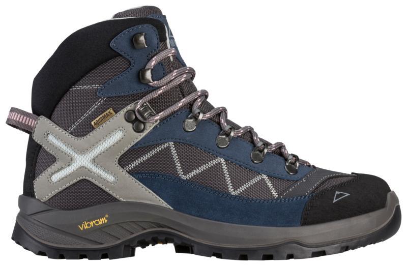 McKinley MAGMA MID 2.0 AQX W, ženske cipele za planinarenje, siva
