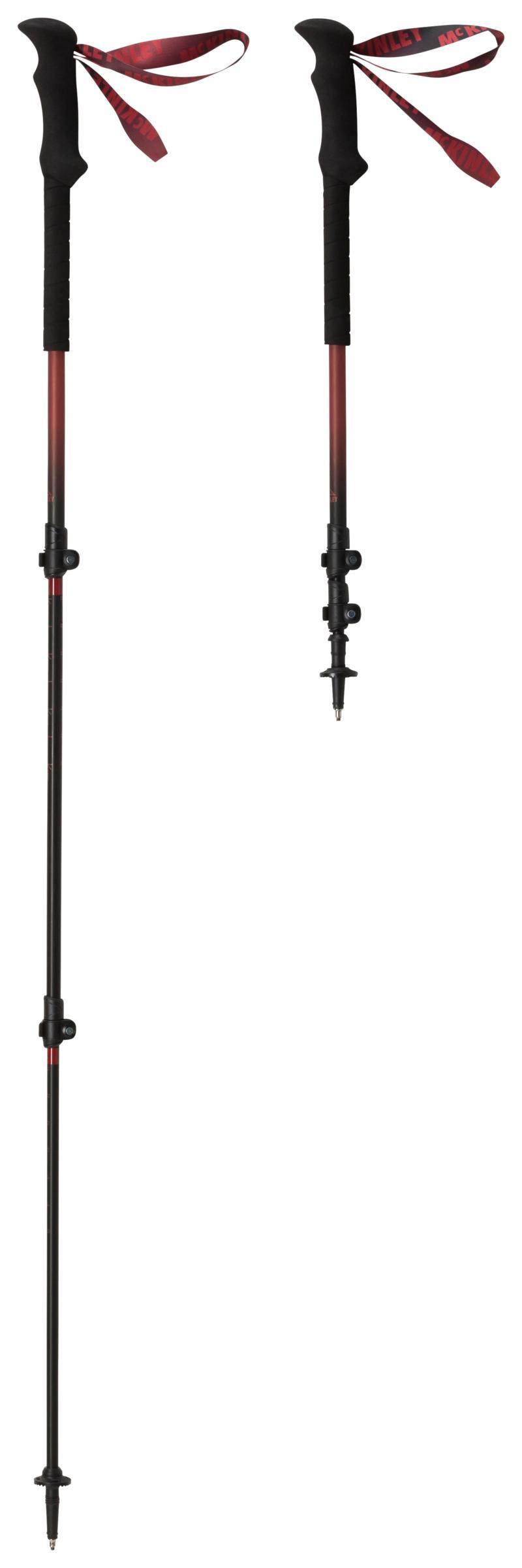 McKinley MIGRA 04, štapovi za hodanje, crna